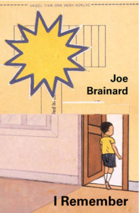 Joe Brainard's I Remember