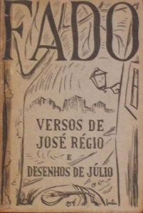 Cover of José Régio's Fado