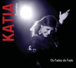 """Cover of Katia Guerreiro, """"Os Fados do Fado"""""""
