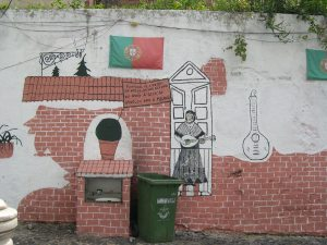 Mouraria Mural