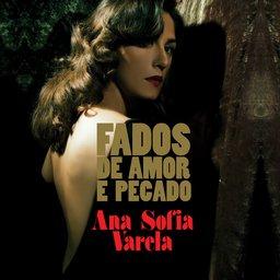 """Cover of Ana Sofia Varela, """"Fados de Amor e Pecado"""""""