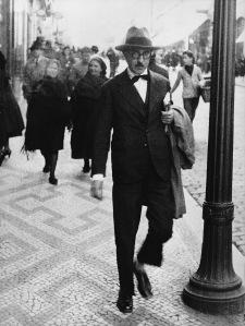 Fernando Pessoa in Lisbon
