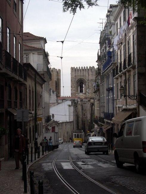 Rua de Augusto Rosa