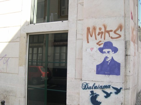 Pessoa Graffiti